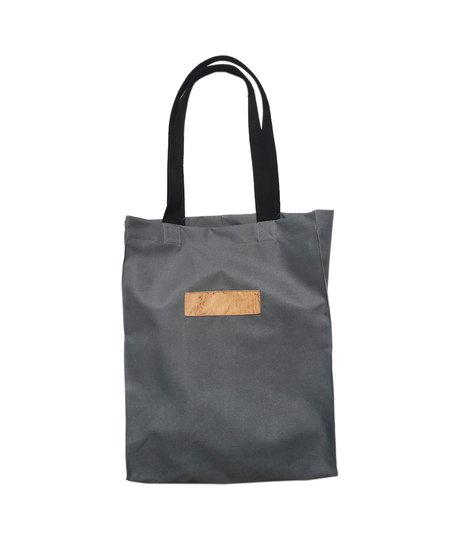 Basus Tote Bag Gray