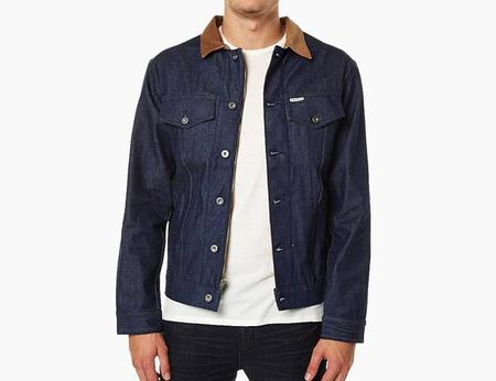 Iron and Resin RAMBLER JACKET - INDIGO