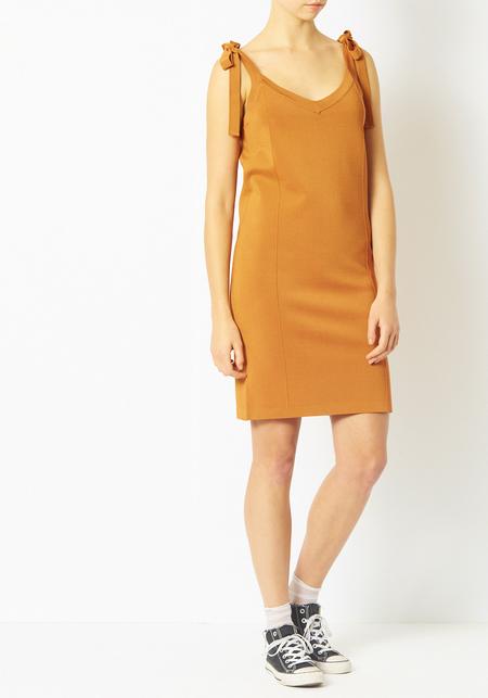 Demy Lee Brinley Dress - Ochre