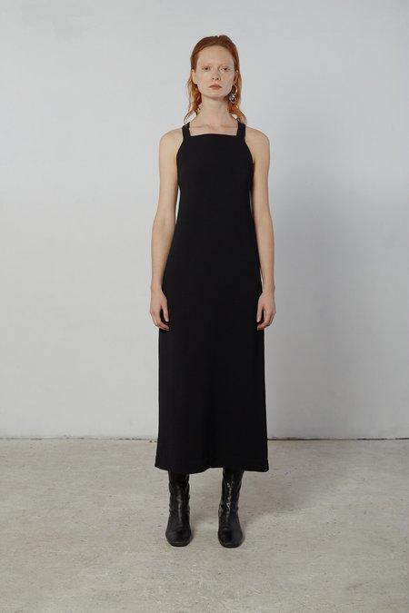 Nomia Crossback Midi Dress