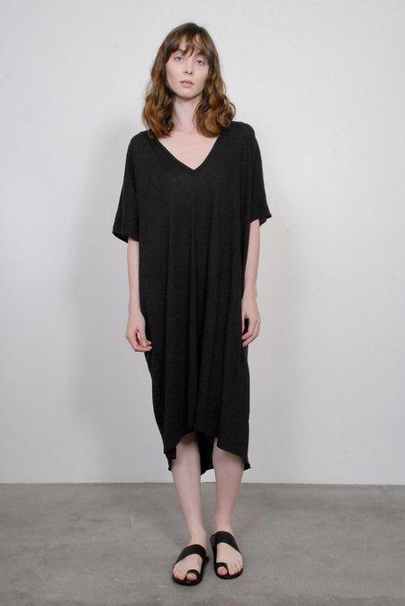 Raquel Allegra V neck Dress - Black