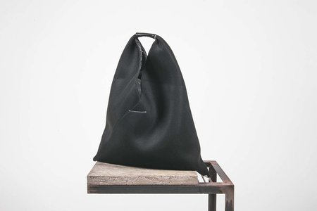 MM6 by Maison Margiela Perforated-Effect Japanese Tote Bag