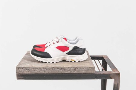 Our Legacy Raphael Sneaker - Red/White/Black