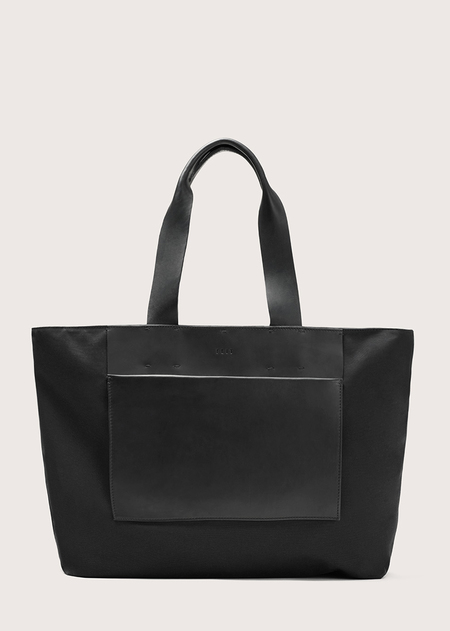 FEIT Large Tote - Black Canvas