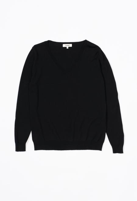 Samuji Wova Sweater - Black