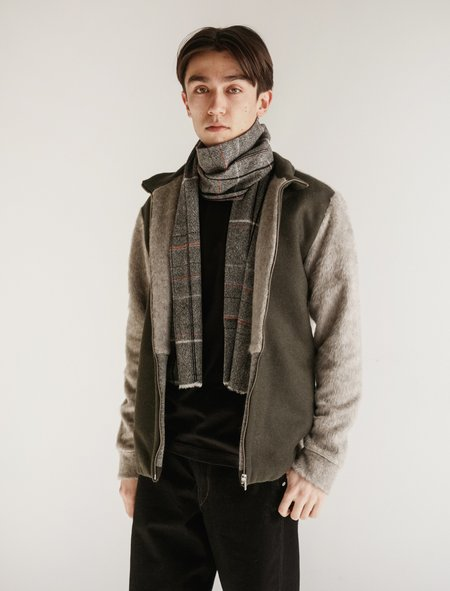 Stephan Schneider Scarf Schedule - Plaid