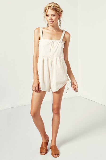 SPELL & THE GYPSY COLLECTIVE Leelou Romper