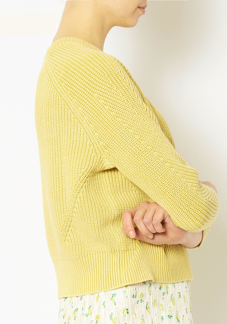 Demy Lee Lemon Chelsea Sweater