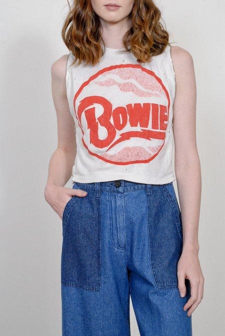 MadeWorn David Bowie Zip Tee