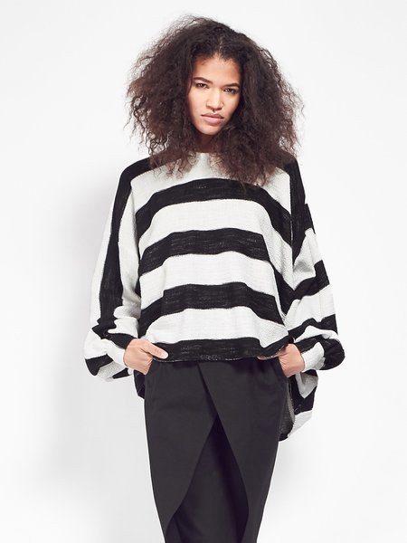 Anntian Asymmetrical Sweater