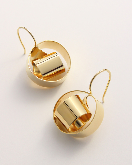 Oblik Atelier Moblus Earrings