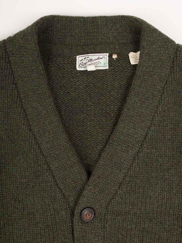 Levi's Vintage Clothing Cardigan - Tall Grass