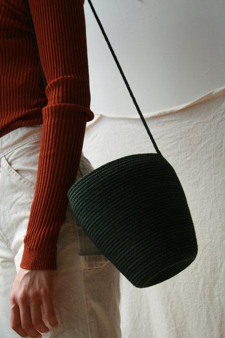 Catzorange Bucket Bag - Forest Green