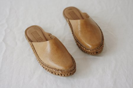 Mohinders Leather City Slippers