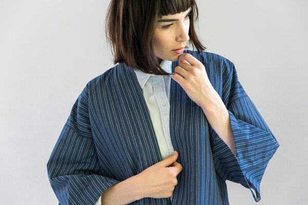 Hygge Kimono - Stripe