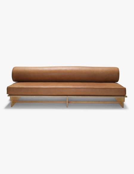 Dream Collective Home Waka Waka x DC Leather Sofa