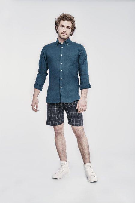 Unisex Alex Crane Bo Shorts - Night