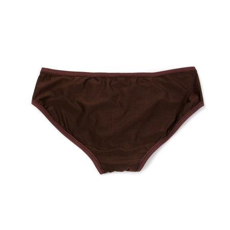 Land of Women Supersoft Brief - Chocolate Brown