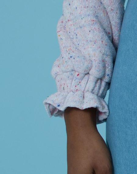 Plante Confetti Sweatshirt