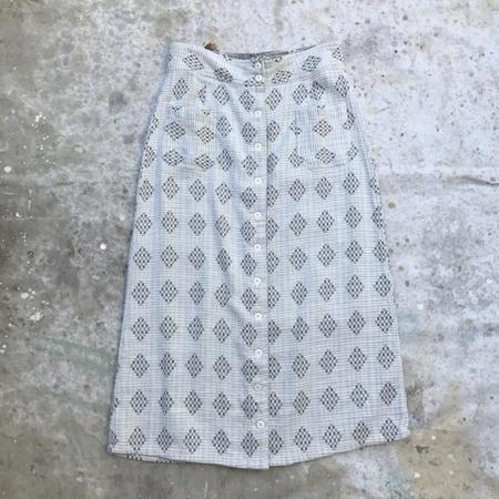 Ace & Jig Bo Skirt - Feather