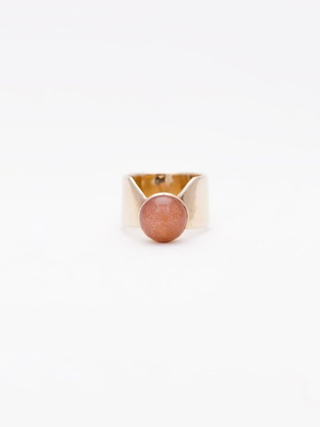 SASAI SUNSTONE RING