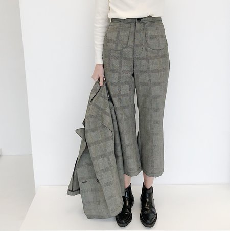Laurs Kemp Glen Plaid Cassidy Pant