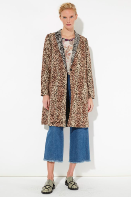 Raquel Allegra Reversible Duster